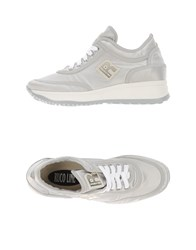 Ruco Line Footwear Low Tops And Trainers Women Light Grey