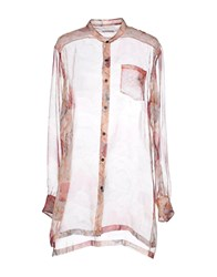 Dries Van Noten Shirts Shirts Women Pink