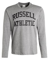 Russell Athletic Long Sleeved Top Grey