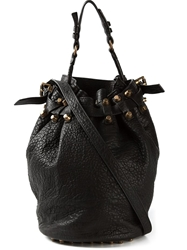 Alexander Wang 'Diego' Shoulder Bag Black