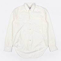 Our Legacy First Shirt White Basket Weave