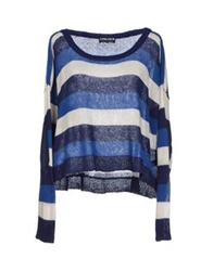 5Preview Sweaters Blue