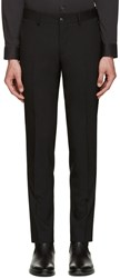 Tiger Of Sweden Black Herris Trousers