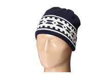 Dale Of Norway Alpina Hat Navy Cream Knit Hats