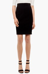 Women's Akris Punto Wool Pencil Skirt