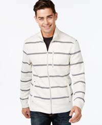 Inc International Concepts Quilted Jacket Only At Macy's Vintage White
