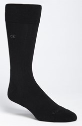 Men's Calvin Klein 'Ultra Fit' Socks Black