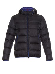 Moncler Chauvon Hooded Quilted Down Coat