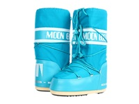 Tecnica 10 Classic Moon Turquoise Cold Weather Boots Blue