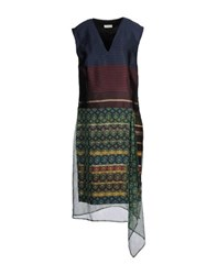 Dries Van Noten Dresses Knee Length Dresses Women