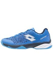 Lotto Viper Ultra Ii Outdoor Tennis Shoes Blu White Blue