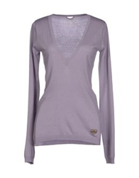 Fred Mello Sweaters Lilac