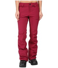 Volcom Snow Knox Insulated Gore Tex Pants Mulberry Women's Casual Pants Purple