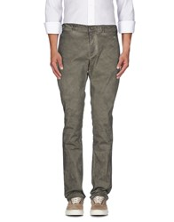 Heaven Two Trousers Casual Trousers Men Military Green