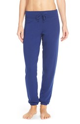 Women's Beyond Yoga 'Staple' Sweatpants Midnight Navy