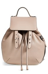 Mackage 'Bane' Convertible Leather Backpack