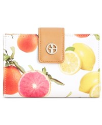 Giani Bernini Saffiano Fruit Wallet Only At Macy's Fruit Salad