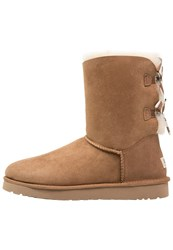Ugg Bailey Bow Boots Brown