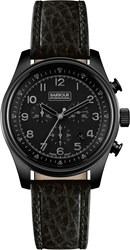 Barbour Bb033bkbk Mens Strap Watch