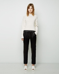 Maison Martin Margiela Cupro Tailored Trouser