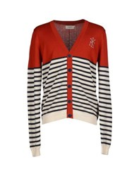 Eleven Paris Knitwear Cardigans Men Red