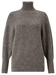 Harris Wilson Teri Roll Neck Jumper Viennois