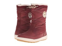 Lowa Valloire Gtx Mid Burgundy Women's Shoes