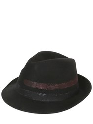 Barbisio Wool Felt Trilby Hat