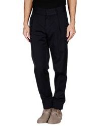 Dries Van Noten Casual Pants Dark Blue