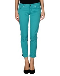 Liu Jo Jeans Casual Pants Turquoise