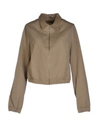 Cycle Denim Outerwear Beige