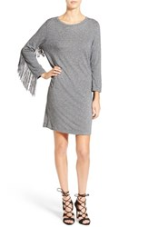 Zadig And Voltaire Women's Winter Fringes T Shirt Dress