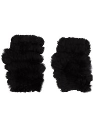 Jocelyn 'Mandy' Mittens Black