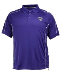 Colosseum Men's Tcu Horned Frogs Pitch Polo Purple