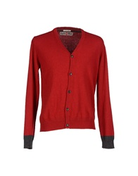 Cycle Cardigans Red