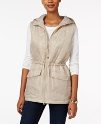 Styleandco. Style Co. Hooded Quilted Vest Only At Macy's Pure Cashmere