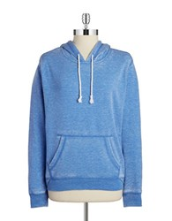 Kensie Hooded Sweatshirt Lapis