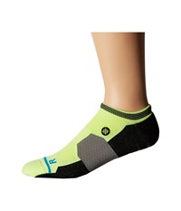 Stance Scratch Low Lime Men's Low Cut Socks Shoes Green