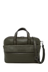 Marc By Marc Jacobs Robbie Leather Handbag Green