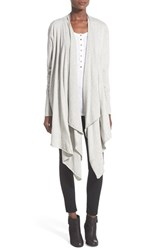 Junior Women's Project Social T 'Nancy' Drape Cardigan