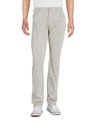 Hudson Jeans Blake Cotton Pants Grey