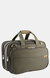 Briggs And Riley Expandable Cabin Bag Olive