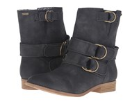 Roxy Bixby Black Women's Boots