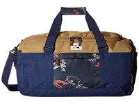 Quiksilver Cottage Duffel Medieval Blue Duffel Bags Navy