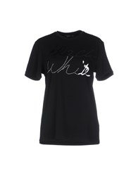 Guess By Marciano Topwear T Shirts Women Black