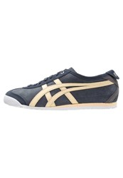 Onitsuka Tiger By Asics Onitsuka Tiger Mexico 66 Trainers Indian Ink Golden Haze Dark Blue