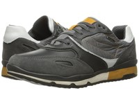 Geox Msandrobabx1 Charcoal Grey Men's Shoes Gray