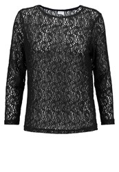 Jdyjules Long Sleeved Top Night Sky Dark Blue