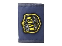 Rvca Segnar Nylon Wallet Navy Wallet Handbags