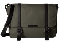 Marc By Marc Jacobs Classic Canvas Messenger